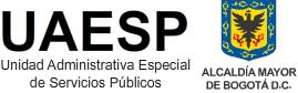 Unidad Administrativa Especial de Servicios Públicos